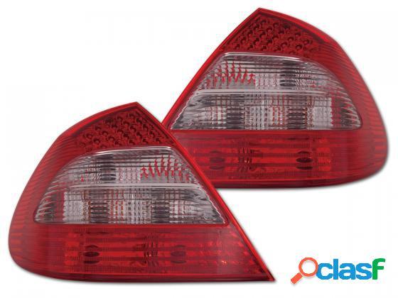 Focos de LEDs traseras para Mercedes-Benz Clase E (211) Sed