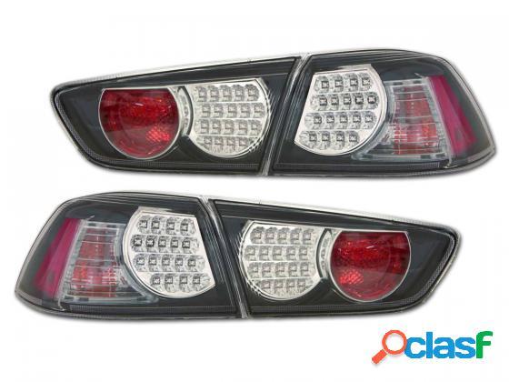 Focos de LEDs traseras para Mitsubishi Lancer (CY0) A