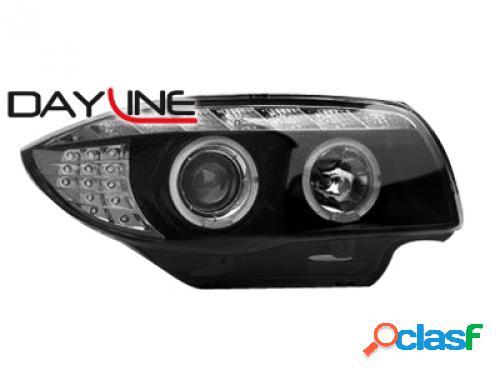 Focos delanteros Dayline Luz diurna de LEDs BMW Serie 1 E87