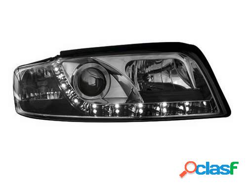 Focos delanteros para Audi A4 8E look Audi A5 01-