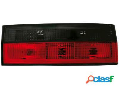 Focos traseros para BMW E30 09.87-10.90 rojos/ahumados