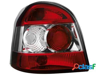 Focos traseros para Renault Twingo 93-07 rojos/claros