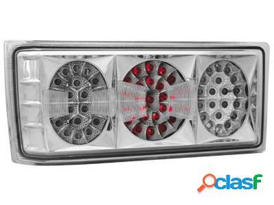 Focos traseros para VW Golf I 74-80 LED Optik claros