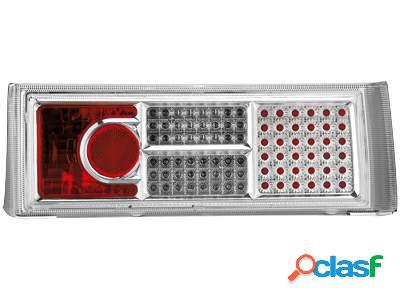 Focos traseros para VW Golf I 81-83 LED Optik claros