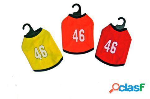 Freedog Camiseta Rossi 46 Para Perros 25 cm