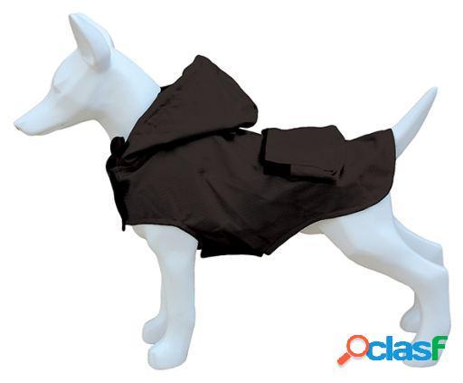 Freedog Impermeable Pocket Negro para perros 50 cm