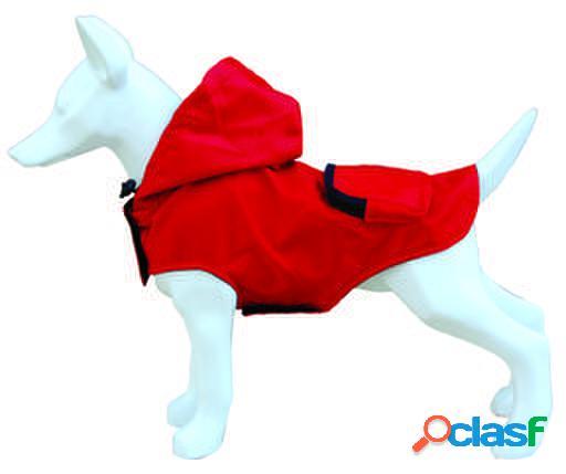 Freedog Impermeable Pocket Rojo 60 cm