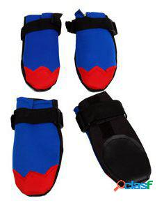 Freedog Set de 4 botas neopreno Para Mascotas M