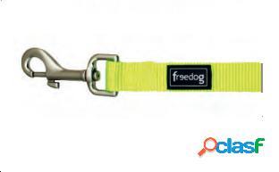 Freedog Tirador Nylon Neon color Verde Fluor para perros 2.5