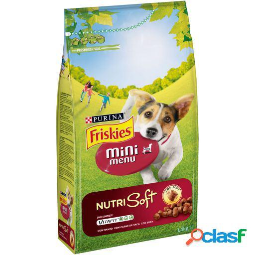 Friskies Mini menú Buey Perro 1.4 kg 1.4 KG