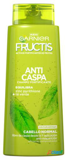 Fructis Champú Fortificante Fructis Anticaspa 700 ml