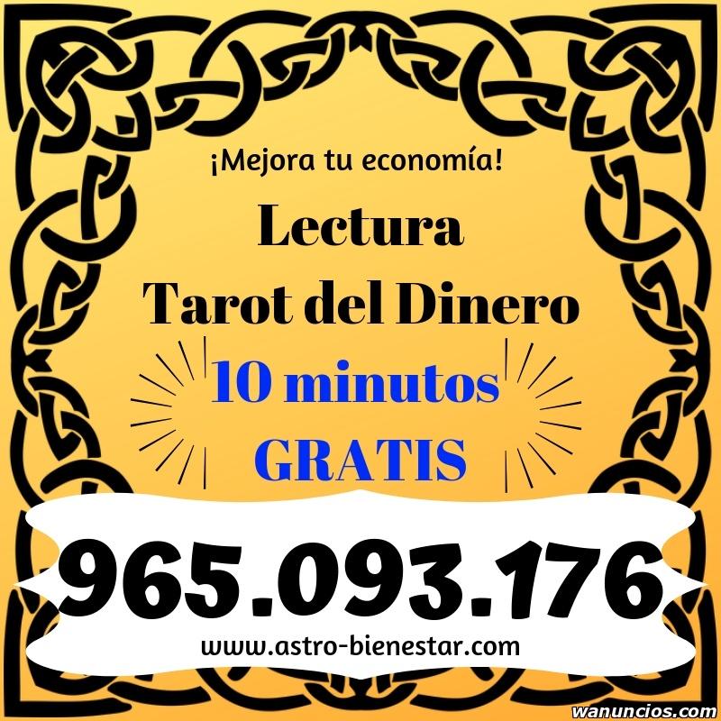 GANANCIAS – TAROT DEL DINERO 10 MIN GRATUITOS - Barcelona
