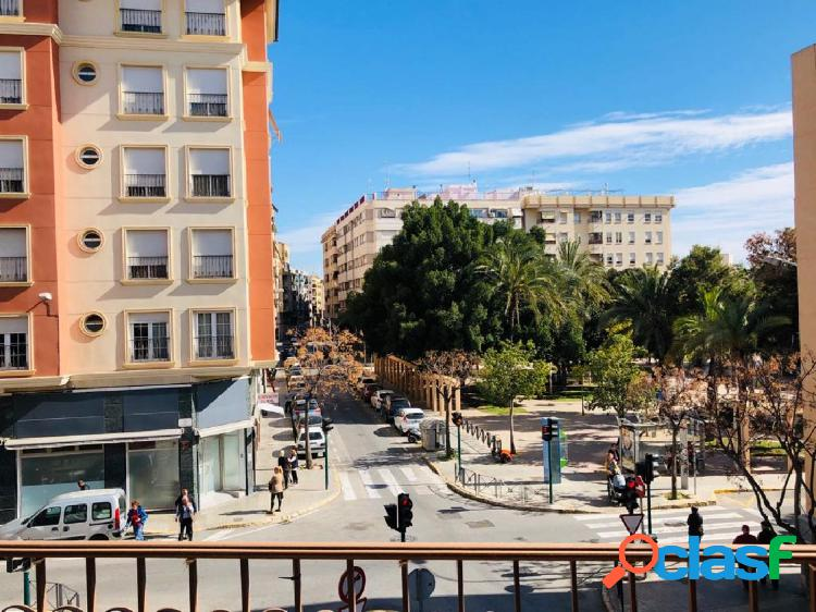 GRAN PISO TODO EXTERIOR EN PLAZA MADRID