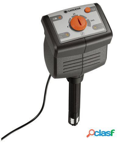 Gardena Sensor de humedad para tener en cuenta la humedad