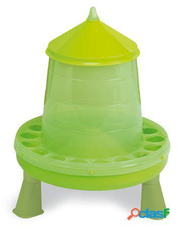 Gaun Tolva 4 Kg. y 8 Kg. Plástico Con Patas Pistacho 8 KG