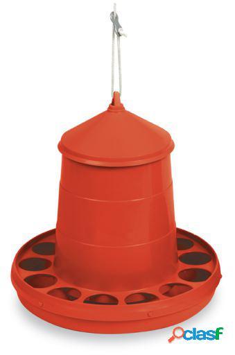 Gaun Tolva Plástico Aves En color Rojo - Disponible en
