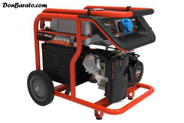 Generador gasolina aneto w 230v