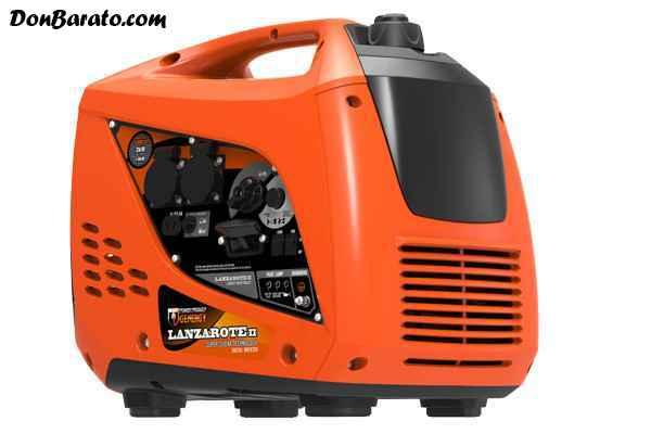 Generador inverter w 230v modelo lanzarote ii