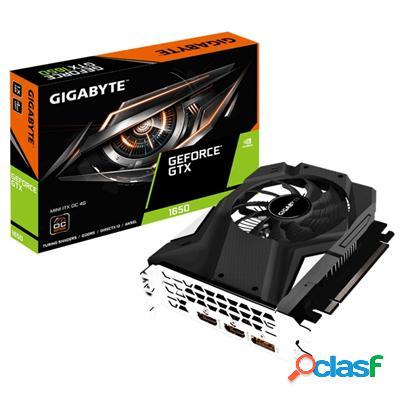 Gigabyte Vga Nvidia Gtx 1650 Mini Itx Oc 4G Ddr5, original