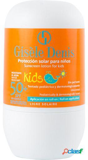 Gisele Denis Protección Solar Roll-On Niños Fps 50+ 50 ml