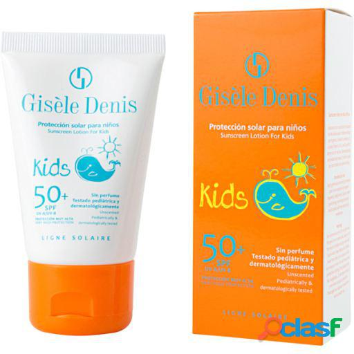 Gisele Denis Protector solar para Niños Emulsion FPS 50 40