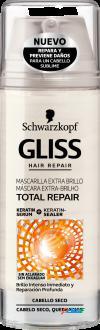 Gliss Gliss Mascarilla Reparación Total Extra Brillo 150 ml