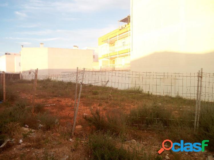 Gran solar para venta o permuta en Roquetas de Mar