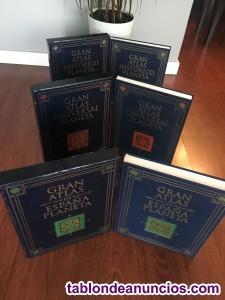 Grandes atlas - 3 grandes tomos