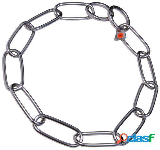 HS Sprenger Collar Eslabon largo acero inoxidable 54x0.4 cm