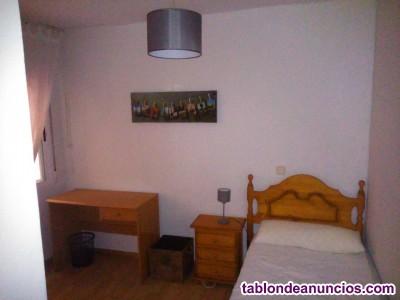 Habitación en piso compartido