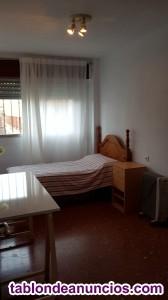 Habitación para estudiantes otrabajadores