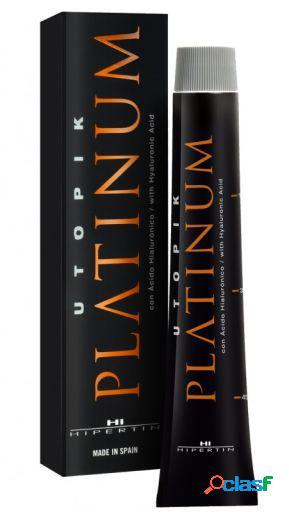 Hipertin Tinte Utopik Platinum Rubio Irisado Dorado N.7/23
