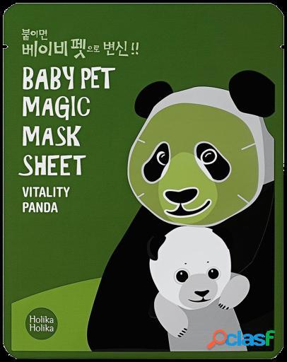 Holika Holika Mascarilla Baby Pet Magic Panda