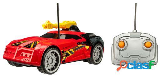 Hot Wheels Coche Velocitrax Radio Control 25 Cm Turbo Turret