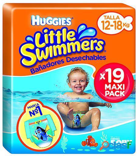Huggies Bañadores Little Swimmer Medianos de 11 a 18 Kg 19