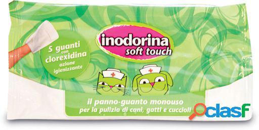 Inodorina Guante de Limpieza Soft Touch Clorexidina