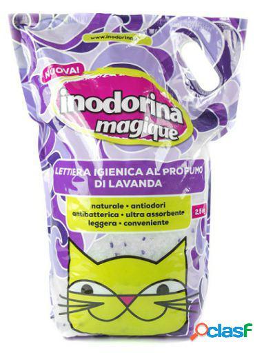 Inodorina Lecho Higienico Magique Lavanda 2,5kg 2.5 KG