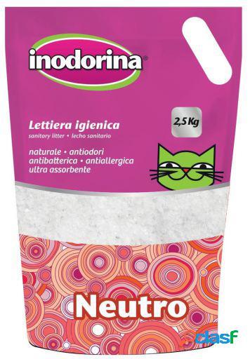Inodorina Lecho gatos Inodorina Bag 2.5 KG