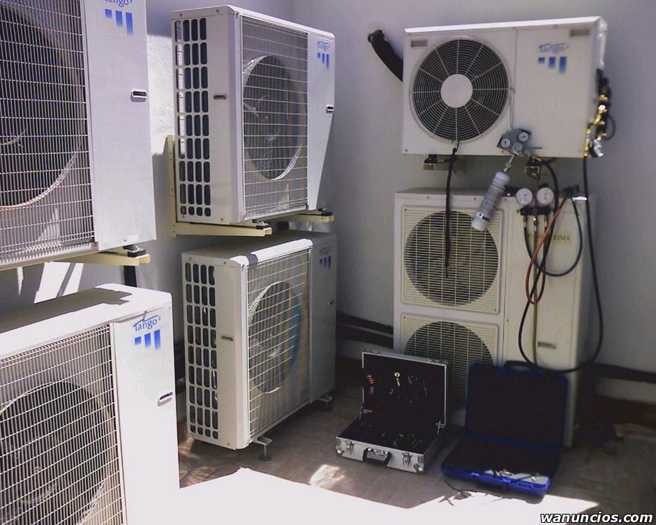 Instalacion y/o mantenimiento de aire acondicionado - Madrid