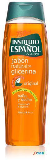 Instituto Español Jabon Natural Glicerina Baño y Ducha 750