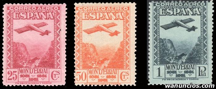 Intercambio de sellos 3x1 - Cádiz