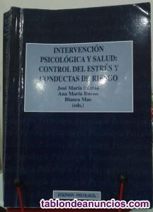 Intervención psicológica y salud (uned)