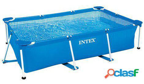 Intex Piscina desmontable intex small frame