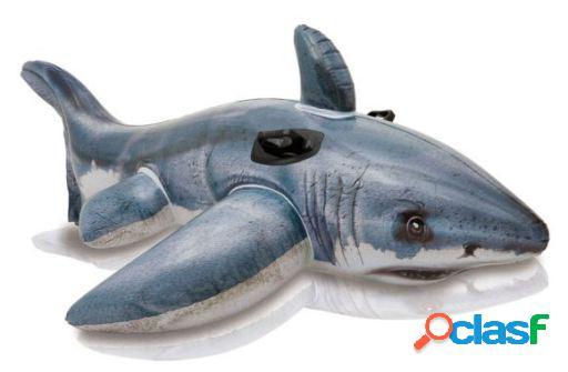 Intex Tiburon Blanco Hinchable