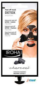 Iroha Nature Mascarilla Negra de Carbon Pell Off Detox