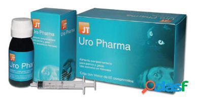 JTPharma Complemento para Perros y Gatos Uro Pharma 60