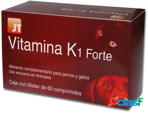 JTPharma Complemento para Perros y Gatos Vitamina K1 Forte