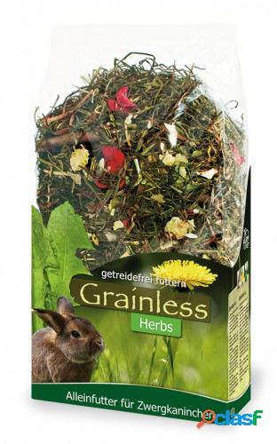 Jr Farm Jr Grainless Complete Herbs Conejos Enanos 400 GR