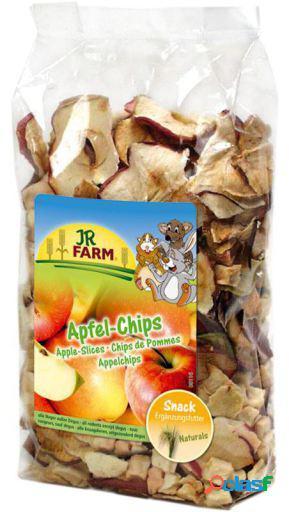 Jr Farm Snack de Rodajas de Manzana 80 GR