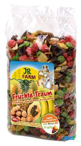 Jr Farm Snacks Bocaditos de Fruta para Roedores 200 GR